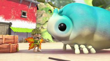 Episodio 19 (TTemporada 1) de Tree Fu Tom