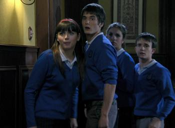 Episodio 7 (TTemporada 3) de El internado