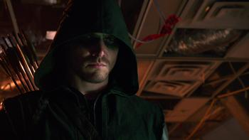 Episodio 3 (TTemporada 1) de Arrow
