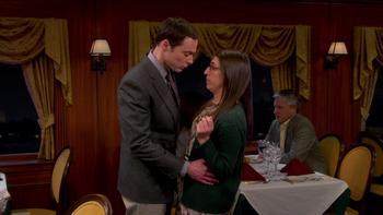 Episodio 15 (TTemporada 7) de The Big Bang Theory