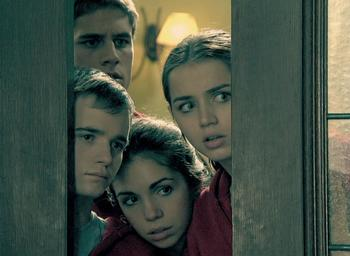 Episodio 1 (TTemporada 3) de El internado