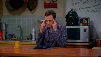 Episodio 6 (TTemporada 6) de The Big Bang Theory