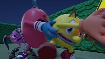 Episodio 11 (TTemporada 1) de Pac-Man y las Aventuras Fantasmales