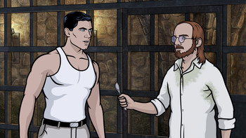 Episodio 3 (TTemporada 3) de Archer