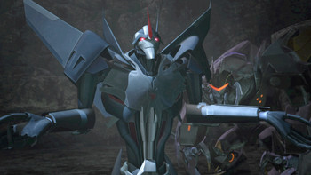 Episodio 7 (TTemporada 2) de Transformers Prime