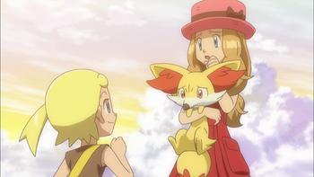 Episodio 41 (TXY) de Pokémon: XY