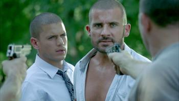 Episodio 4 (TTemporada 2) de Prison Break