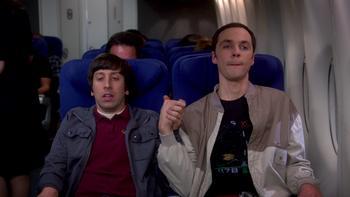 Episodio 17 (TTemporada 7) de The Big Bang Theory