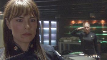 Episodio 11 (TTemporada 2.0) de Battlestar Galactica