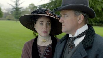 Episodio 1 (TTemporada 1) de Downton Abbey