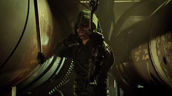Episodio 11 (TTemporada 2) de Arrow