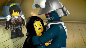 Episodio 10 (TTemporada 1) de LEGO Ninjago: Masters of Spinjitzu