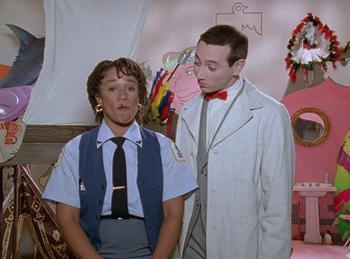 Episodio 1 (TTemporada 4) de Pee-wee's Playhouse