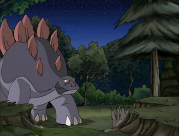 Episodio 12 (TTemporada 1) de Dino Squad