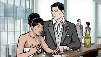 Episodio 9 (TTemporada 4) de Archer