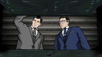 Episodio 2 (TTemporada 1) de Archer