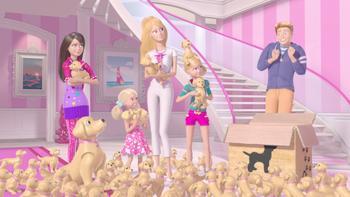 Episodio 4 (TBarbie Life in the Dreamhouse) de Barbie Life in the Dreamhouse