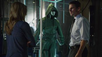 Episodio 5 (TTemporada 2) de Arrow