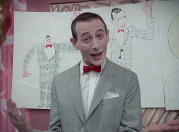 Episodio 12 (TTemporada 1) de Pee-wee's Playhouse