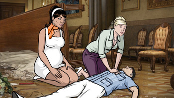 Episodio 11 (TTemporada 5) de Archer