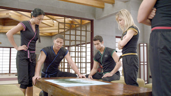 Episodio 14 (TPower Rangers Super Samurai) de Power Rangers Super Samurai