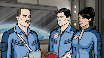 Episodio 13 (TTemporada 3) de Archer