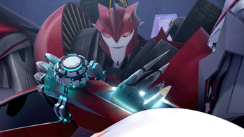 Episodio 23 (TTemporada 2) de Transformers Prime