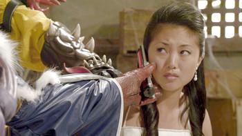 Episodio 8 (TPower Rangers Samurai) de Power Rangers Samurai