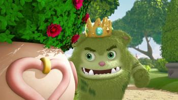 Episodio 12 (TTemporada 1) de Los osos amorosos: Bienvenidos a Mucho-Mimo