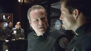 Episodio 17 (TTemporada 2.0) de Battlestar Galactica