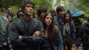 Episodio 4 (TTemporada 1) de The 100