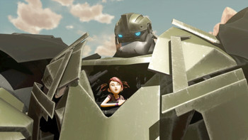 Episodio 15 (TTemporada 2) de Transformers Prime