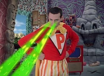Episodio 7 (TTemporada 5) de Pee-wee's Playhouse
