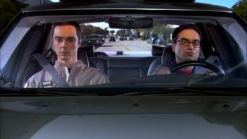 Episodio 15 (TTemporada 3) de The Big Bang Theory
