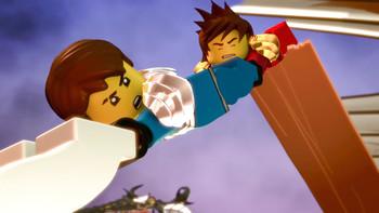 Episodio 12 (TTemporada 1) de LEGO Ninjago: Masters of Spinjitzu