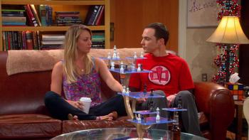 Episodio 1 (TTemporada 7) de The Big Bang Theory