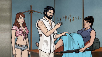 Episodio 13 (TTemporada 5) de Archer
