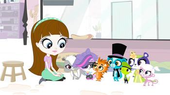 Episodio 26 (TTemporada 1) de Littlest Pet Shop