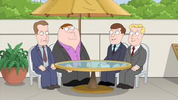 Episodio 13 (TTemporada 10) de Family Guy