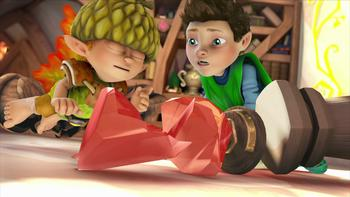 Episodio 11 (TTemporada 1) de Tree Fu Tom
