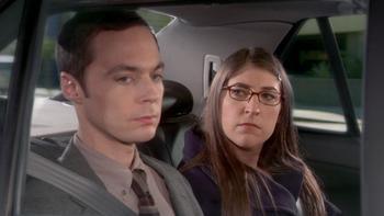 Episodio 9 (TTemporada 7) de The Big Bang Theory