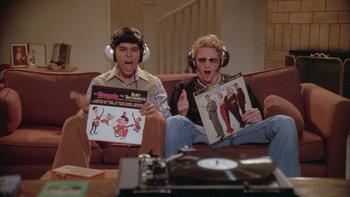 Episodio 8 (TTemporada 1) de That '70s Show