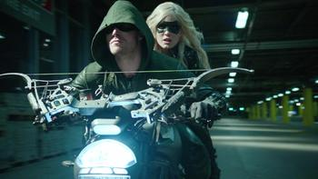 Episodio 13 (TTemporada 2) de Arrow