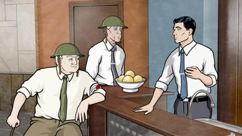 Episodio 5 (TTemporada 2) de Archer
