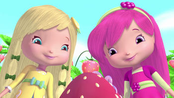 Episodio 25 (TTemporada 1) de Strawberry Shortcake: Berry Bitty Adventures