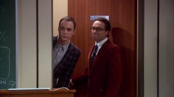 Episodio 6 (TTemporada 2) de The Big Bang Theory