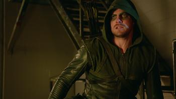 Episodio 15 (TTemporada 1) de Arrow