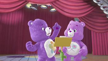 Episodio 10 (TTemporada 1) de Los osos amorosos: Bienvenidos a Mucho-Mimo