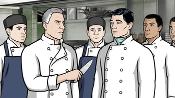 Episodio 7 (TTemporada 4) de Archer