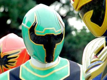 Episodio 18 (TPower Rangers Mystic Force) de Power Rangers Mystic Force
